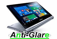 "Anti-Glare Screen Protector for 13.3"" Samsung Notebook 7 Spin 360 rotating PC"
