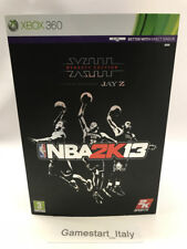 NBA 2K13 DYNASTY COLLECTOR'S EDITION XBOX 360 - NUOVO NEW