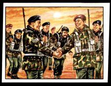 Panini Action Man Sticker 1983 No. 40