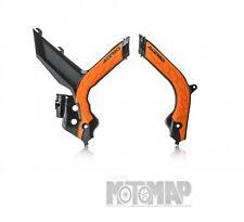 Protezione Telaio Paratelaio X GRIP Acerbis KTM EXC 150 250 300 Tpi 2020 Nero