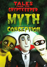 Tales From the Cryptkeeper: Myth Conceptions 2013 by PEACE ARCH ENTER Ex-library