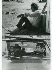 "BARRY NEWMAN ""POINT LIMITE ZERO"" (VANISHING POINT) PHOTO DE PRESSE CINEMA CM"