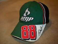 NOS~AMP ENERGY~DALE, JR~#88~BALL CAP/HAT~HENDRICK~CHASE AUTHENTICS-YOUTH O/S~HTF