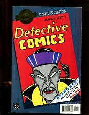 DC MILLENNIUM EDITION: DETECTIVE COMICS #1 (9.2) SPEED SAUNDERS!