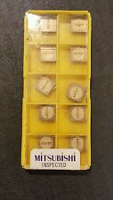 Mitsubishi SPMN 322 MC5020 Carbide Insert SPMN090308 Factory Pack of 10 NEW