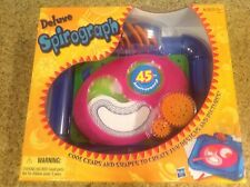 NEW Deluxe Spirograph by Hasbro.