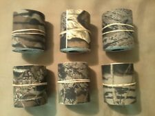 "Vintage Camo Tape, Original Mossy Oak Break-Up, 5 rolls of 2"" x10', bulk, USA"