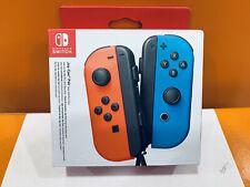 Nintendo Switch Coppia Set 2 Joy con Rosso Red Blu Blue Nuovo Joy-con Joycon New