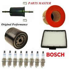 Tune Up Kit Filters Spark Plug For FORD EXPEDITION V8 4.6L 1999-2002
