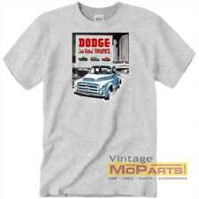 "1951-1953 Dodge B Series ""Pilothouse"" Job Rated Pickup Truck T-Shirt"