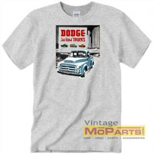 "1951-1953 Dodge B Series ""Pilothouse"" Job Rated Pickup Truck T-Shirt"