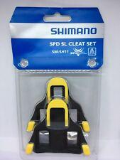 SHIMANO SPD SL CLEAT SET SM-SH 11 SELF ALIGNING  GENUINE SHIMANO