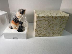 San Francisco Music Box Co. Mom & Kitten Figurine You Light Up My Life