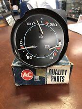 77 78 Chevy Truck Temp Battery Oil Pressure NOS Dash Gauge Part # 8993021