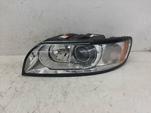 2010 VOLVO V50 N/S Passengers Left Front Headlight Headlamp