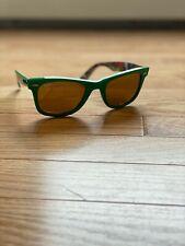 RayBan *RARE* Special Edition Green Wayfarer