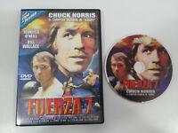Forza 7 Chuck Norris Bill Wallace DVD + Extra Spagnolo English Multizone