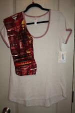 LuLaRoe - Leggings Outfit - Pink & Burg Classic XS/ Legging OS - NEW with tags
