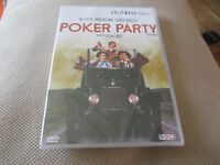 "DVD NEUF ""POKER PARTY"" W.C. FIELDS, Mary BOLAND, Charles RUGGLES / Leo McCAREY"