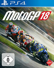 Motogp 18-ps4/PlayStation 4-nuevo embalaje original & - versión en alemán
