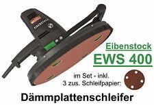 Eibenstock Meuleuse Panneaux isolants EWS 400 Scratch Ø370 Polystyrène