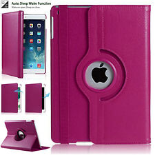 "360° Rotating Smart Case Leather Cover For Apple iPad 9.7"" 2018 (6th Generation)"