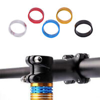 5pcs Bike Headset Washer Bicycle Front Fork Washer Bike Stem Handlebar Spacer*