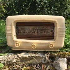 Antique Radio Tsf Radialva in Bakelite