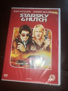 Starsky And Hutch : The Movie - Sealed NEW DVD - Owen Wilson