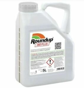Roundup 360 PLUS Monsanto Strong Weed Killer 5L