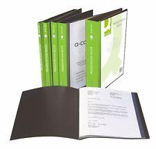 More details for pack of 12 100 pocket a4 pages presentation display book (200 views) portfolio