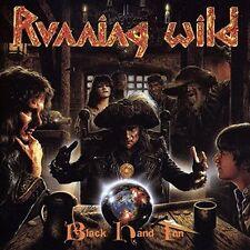 RUNNING WILD - BLACK HAND INN - NEW CD ALBUM