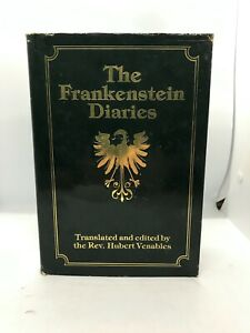 The Frankenstein Diaries by (Hardcover1980)