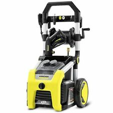 Karcher 2000 Psi (Electric - Cold Water) Pressure Washer w/ Hose Reel & Turbo.