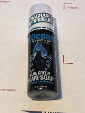 Blue Green Foam Soap, H2Ocean, 1.7 oz