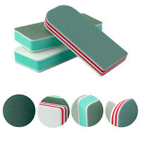 10pcs Nail Art Care Buffer Buffing Sanding Block Files Grit Pedicure Manicure