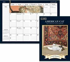 AMERICAN CAT - 2021 POCKET PLANNER CALENDAR - BRAND NEW - LANG ART 03156