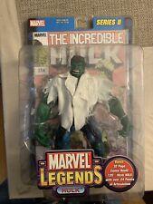 Hulk Marvel Legends Series 2 Toy Biz 2002 Avengers Hasbro