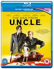 The Man From Uncle Blu-ray Aj57