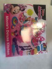 Disney Minnie Mold and Play Kitchen Set DAMAGED BOX