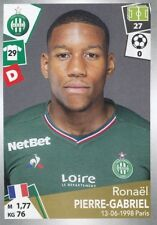 421 RONAEL PIERRE-GABRIEL ASSE AS SAINT-ETIENNE  STICKER PANINI FOOT 2018