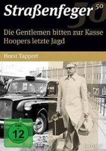 Straßenfeger 50 - Die Gentlemen bitten zur Kasse / Hoopers letzte Jagd 4 DVDs