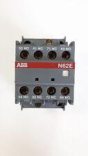 ABB N62E 230V Hilfsschütz Sicherheitsrelais Schütz 1SBH141001R8062 NEU (#229)