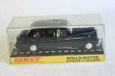 Dinky 152 Rolls Royce Phantom V, Mint Condition in  Original Box