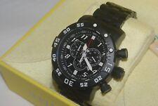 Invicta 17549 Men's 53mm Sea Base Swiss Made Quartz Titanium Bracelet Watch