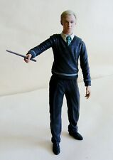 Harry Potter Loose NECA Figure of Draco Malfoy with Wand Order of the Phoenix
