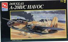 AMT ERTL 1:48 Douglas A-20 B/C Havoc Plastic Model Kit #8644