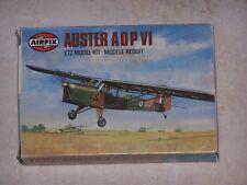 Maquette AIRFIX 1/72ème AUSTER AOP VI
