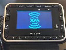 Sirius Xm Satellite Radio - Audiovox Xr9 - plus accessories - car and home kits