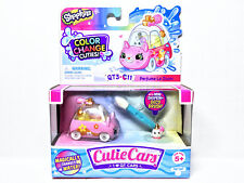 Shopkins Cutie Cars QT3-C11 Perfume Le Zoom Color Change Cuties Series 3 New
